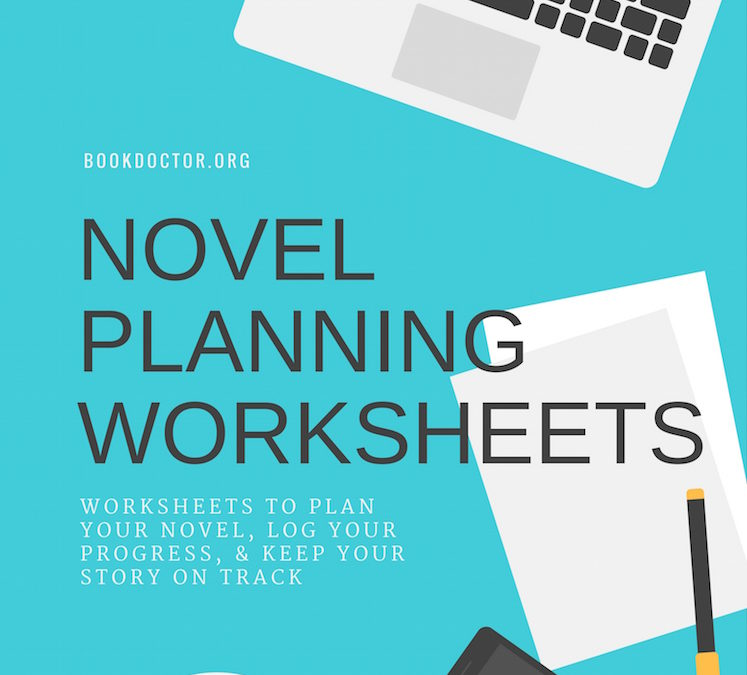Novel Writing Worksheets