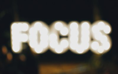 How to Get Focused and Write Your Book (especially when you work from home)